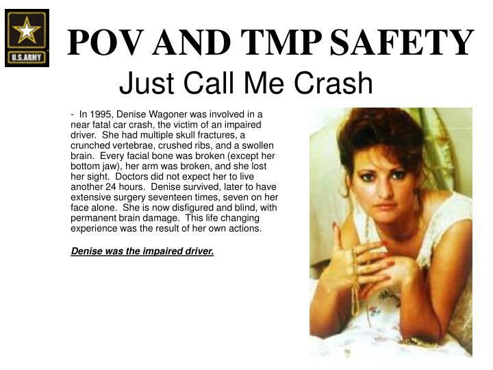 Just Call Me Crash