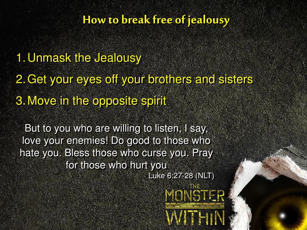 PPT - jealousy PowerPoint Presentation - ID:3345977