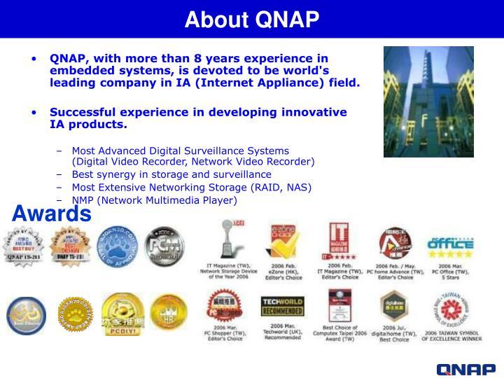 About qnap