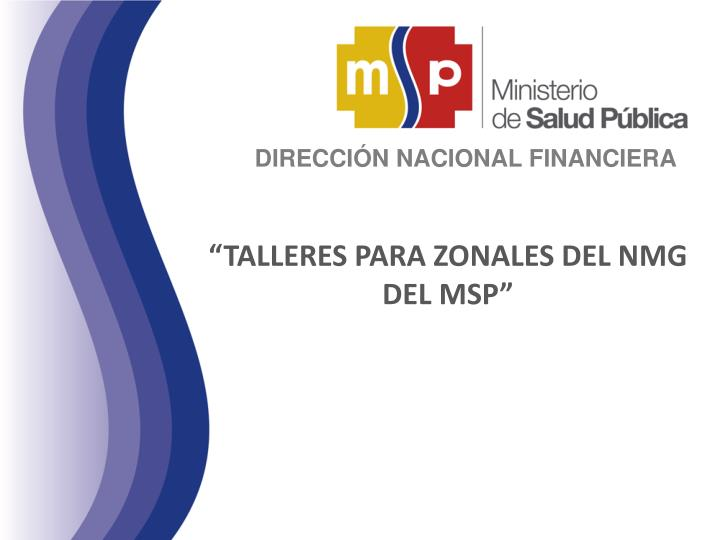 DIRECCIÓN NACIONAL FINANCIERA