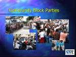 community block parties