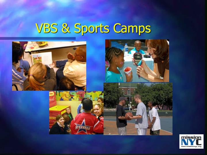 VBS & Sports Camps