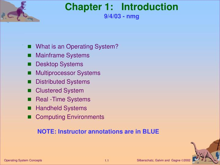 Chapter 1 introduction 9 4 03 nmg