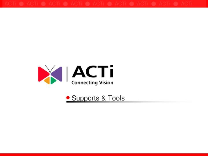 supports tools n.