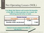 net operating losses nol5