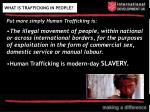 what is trafficking in people1