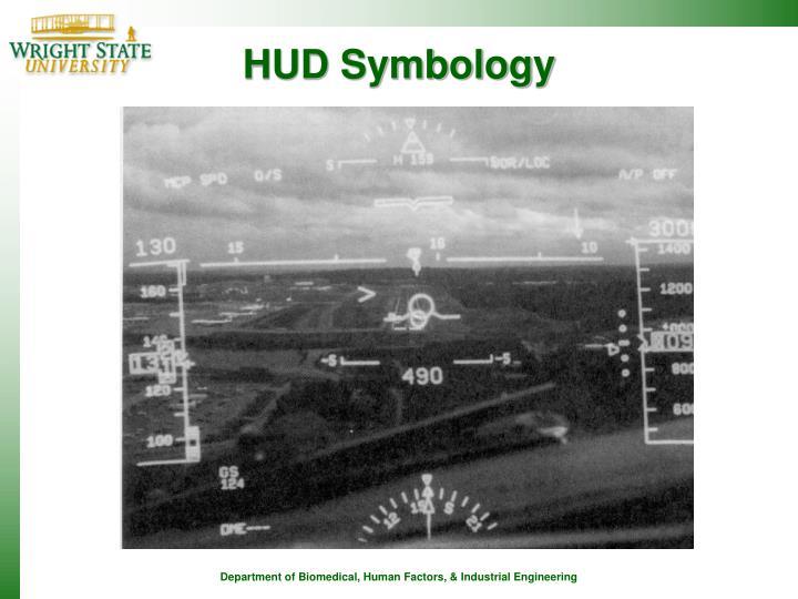 HUD Symbology