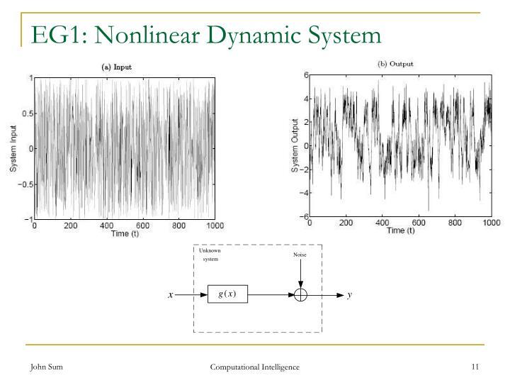 EG1: Nonlinear Dynamic System