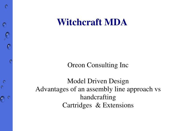 Oreon Consulting Inc