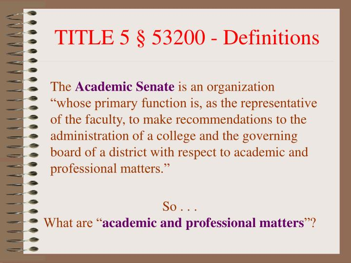 Title 5 53200 definitions
