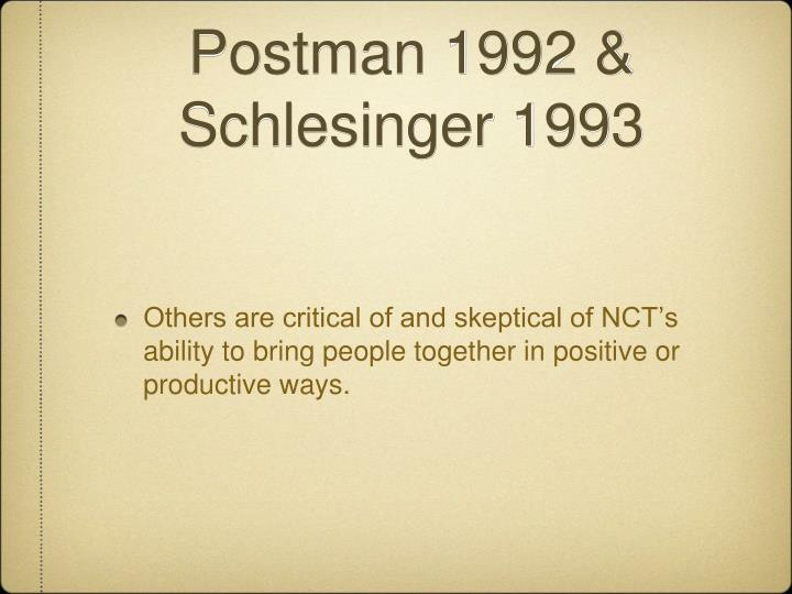 Postman 1992 &
