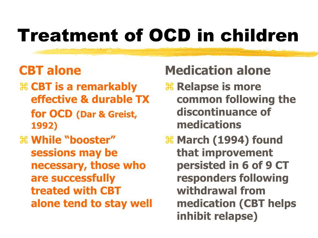 PPT - Pediatric OCD PowerPoint Presentation - ID:3346539