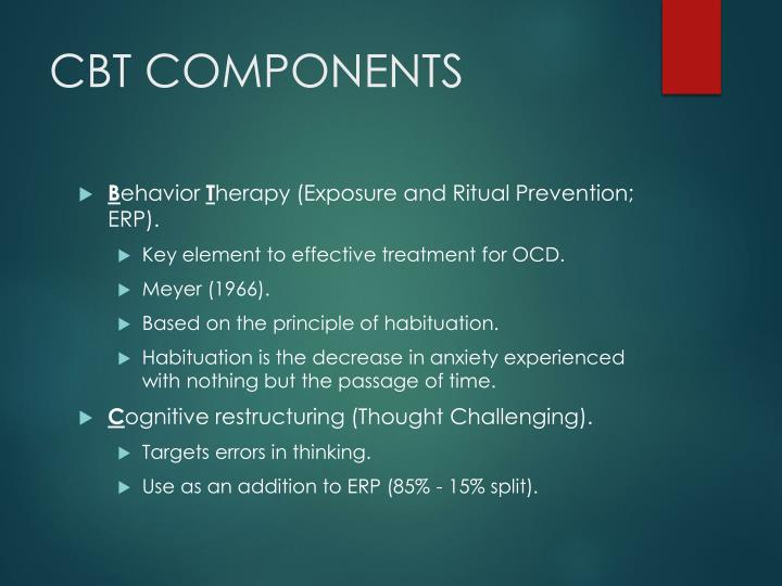 CBT COMPONENTS