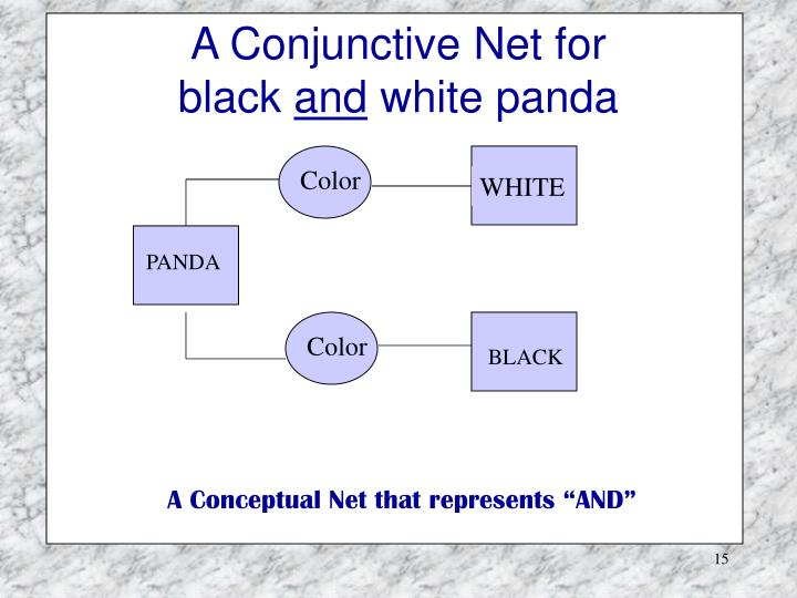 A Conjunctive Net for