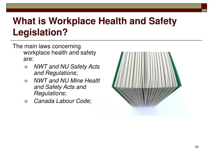 What is Workplace Health and Safety Legislation?