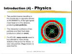 introduction 4 physics