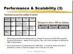performance scalability 3