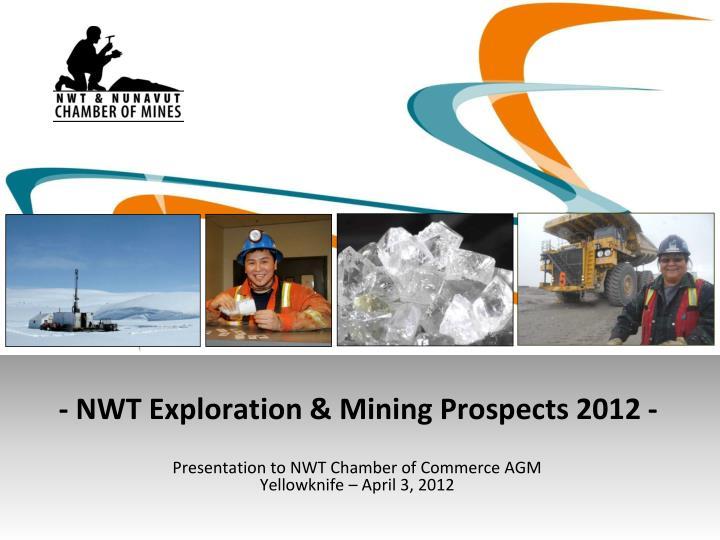 nwt exploration mining prospects 2012 n.