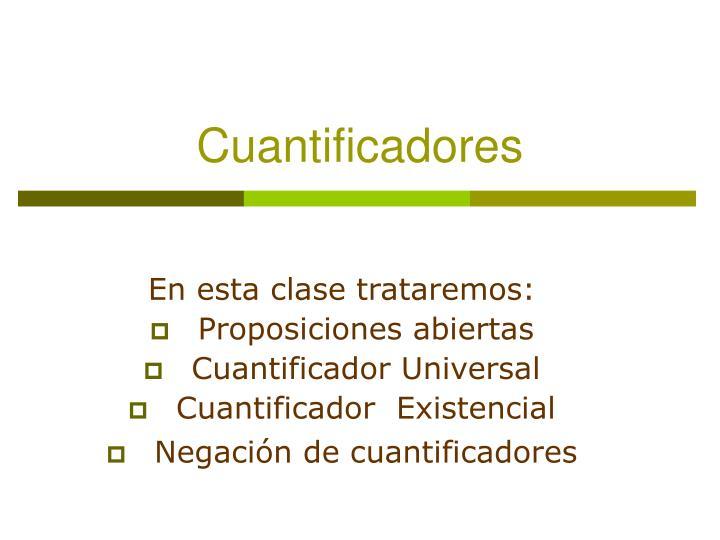 cuantificadores n.