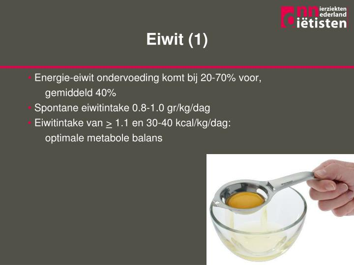 Eiwit (1)