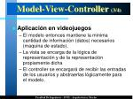 model view controller 3 4