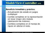model view controller 4 4