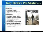 tony hawk s pro skater 1 3