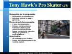 tony hawk s pro skater 2 3