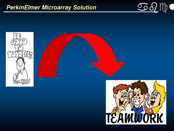 Perkinelmer microarray solution1