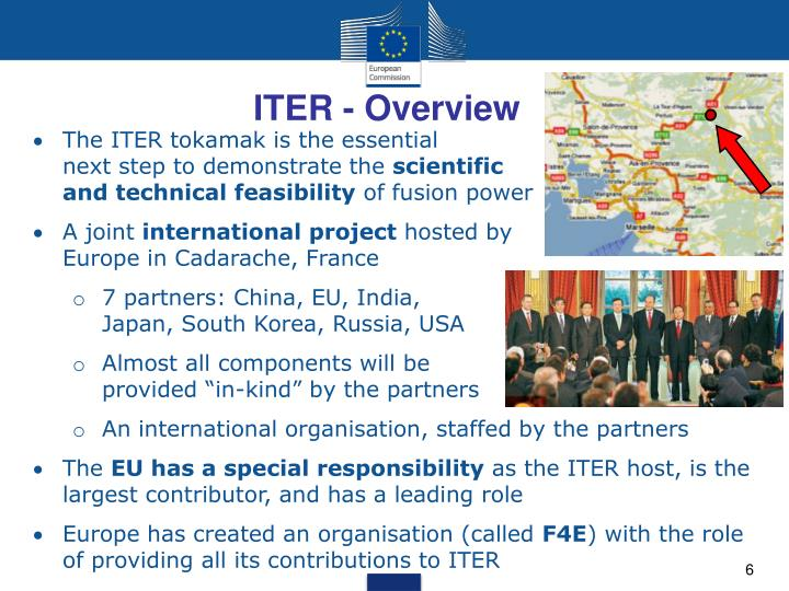 ITER - Overview