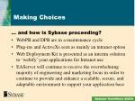 making choices1