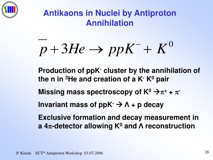 Antikaons in Nuclei by Antiproton Annihilation