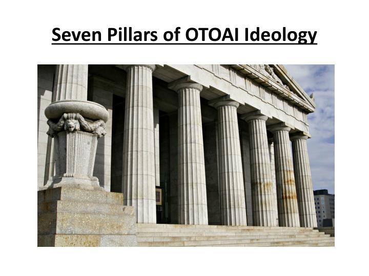 Seven Pillars of OTOAI Ideology