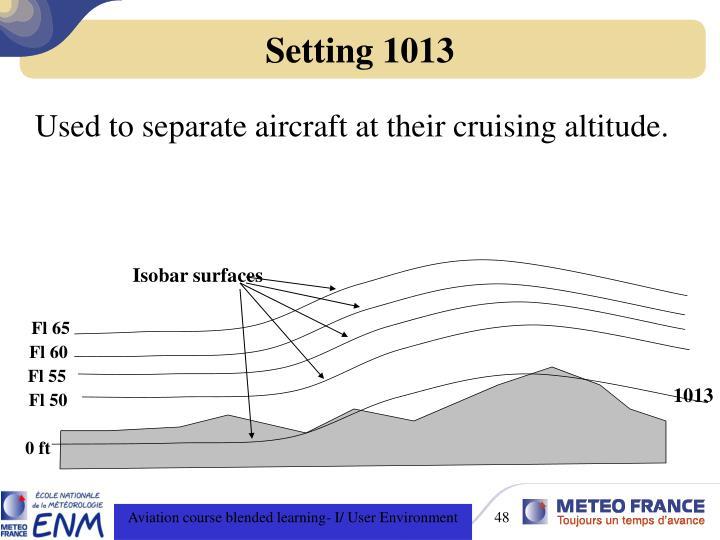 Setting 1013
