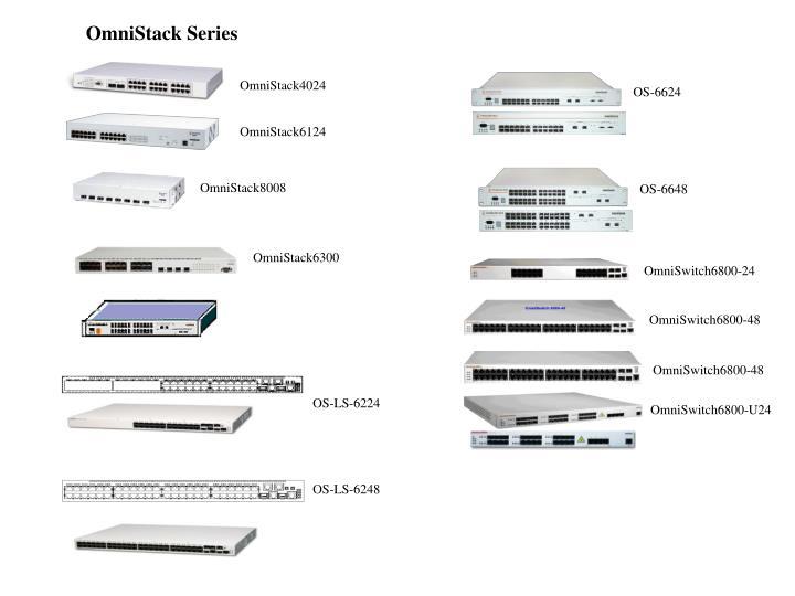 OmniStack Series