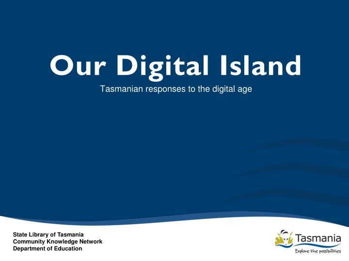 our digital island n.