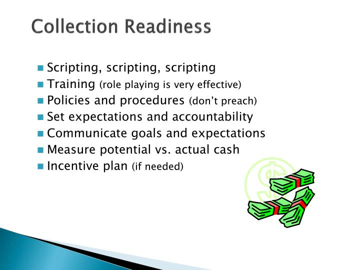 Collection Readiness