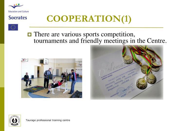 COOPERATION(1)