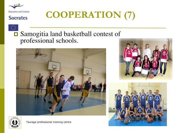 COOPERATION (