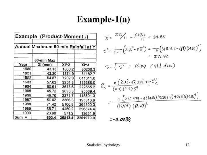 Example-1(a)