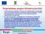 proprietatea asupra infrastructurii 4