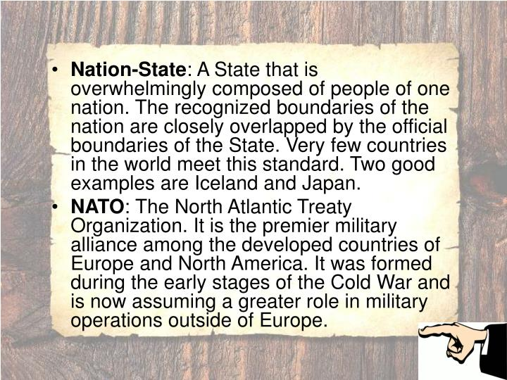 Nation-State