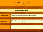 what managers do6