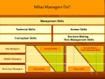 what managers do7