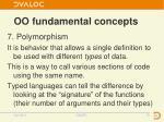 oo fundamental concepts31