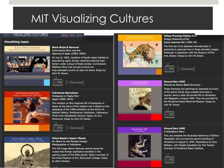 MIT Visualizing Cultures