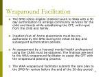 wraparound facilitation2