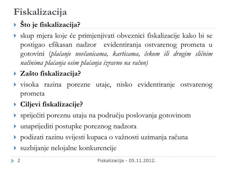 Fiskalizacija1