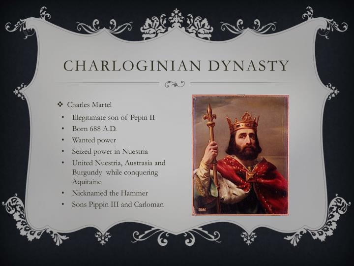 CHARLOGINIAN DYNASTY