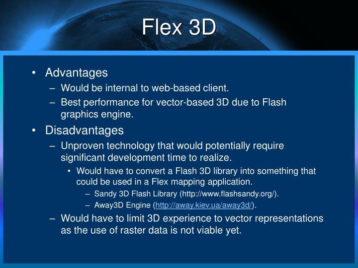 Flex 3D